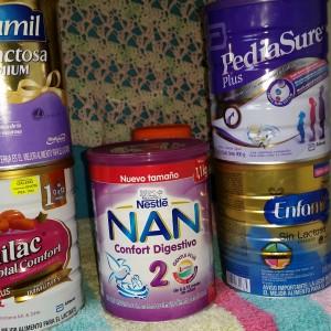 Specialty Milk for Malnourished Infant