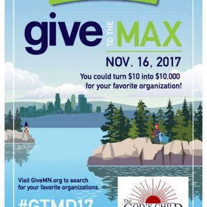Give to the Max Day 2017
