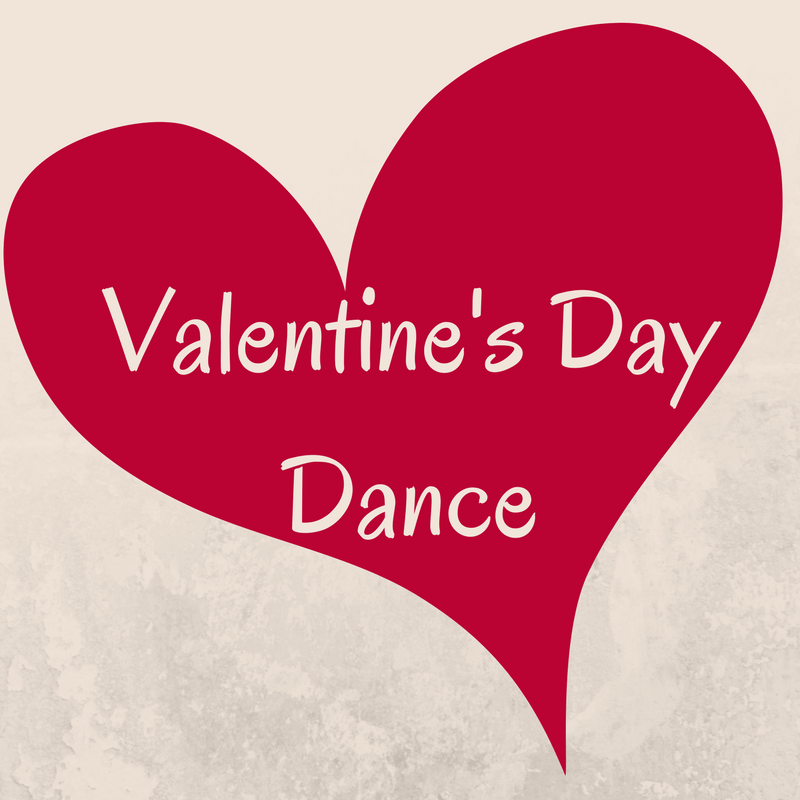 Valentines Day Dance The GODS CHILD Project