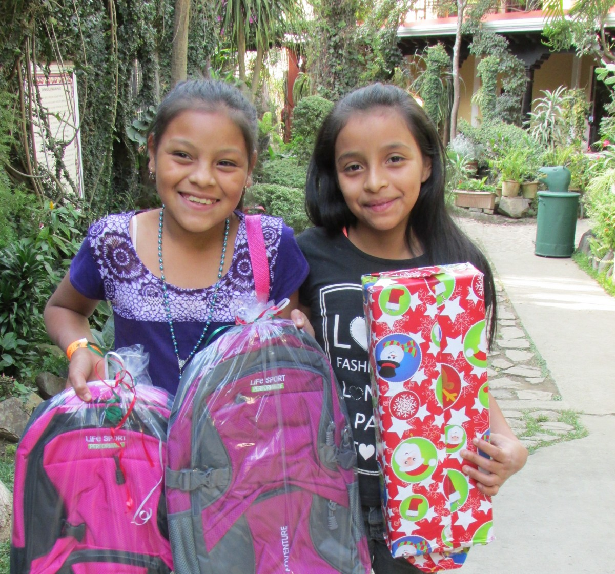 Send your Sponsored Child a Christmas Gift! - The GODS CHILD Project