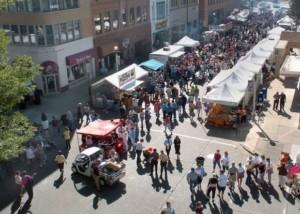 Downtowners Street Fair