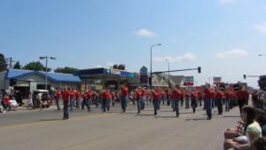 Mandan Parade