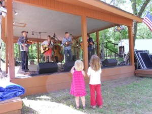 Missouri River Bluegrass Festival