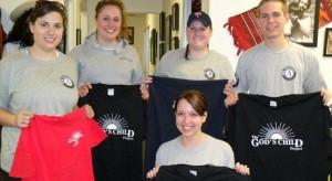 USA volunteers